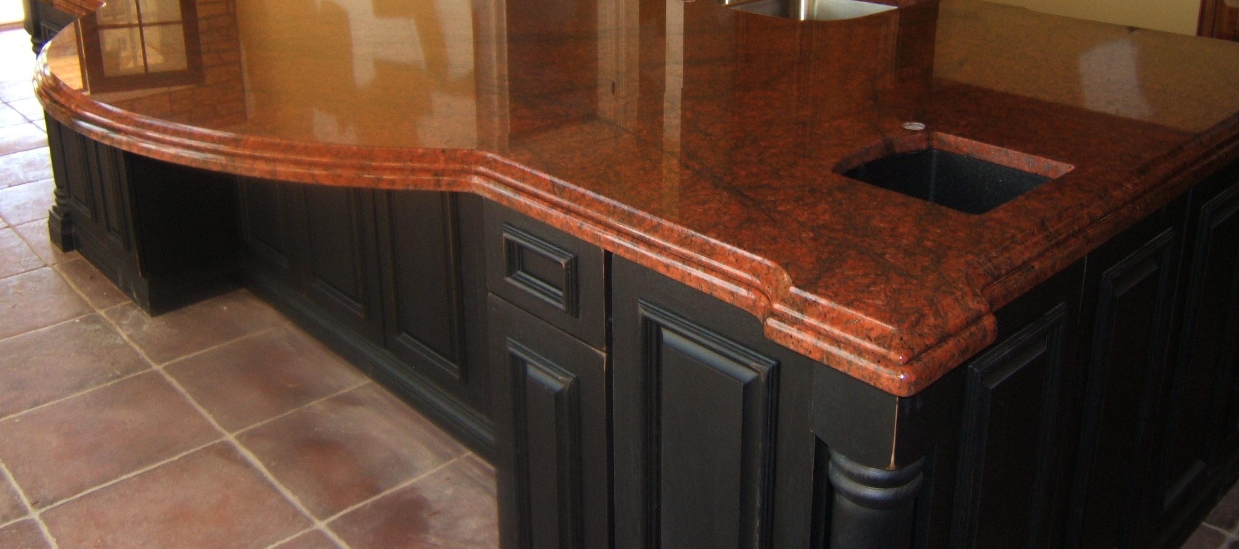 Red Dragon Granite Stone : Counter tops maryland kitchen counters custom