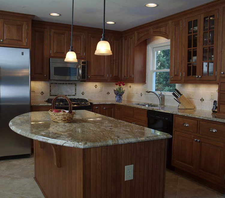 Dorian Green Counter Top Kitchens: Counter Tops Maryland